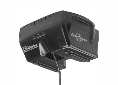 Battary Backup for Garage Door Opener