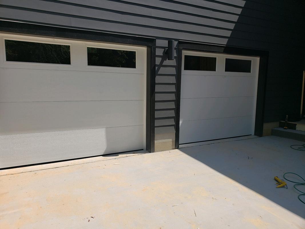 Garage Door Design Ideas