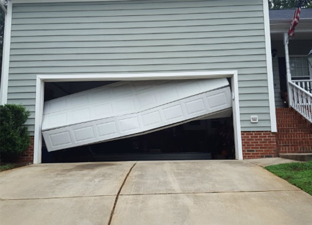 Garage Door Repair West Raleigh Historic District - Image