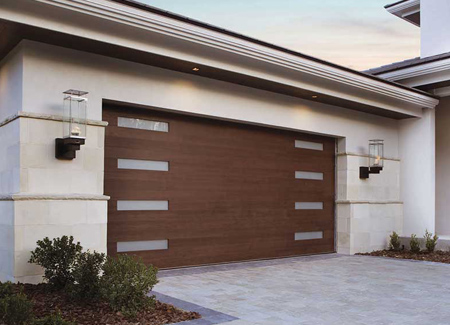 Modern Garage Doors in North Carolina - Image