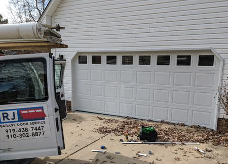 Garage Door Installation Fuquay Varina, NC